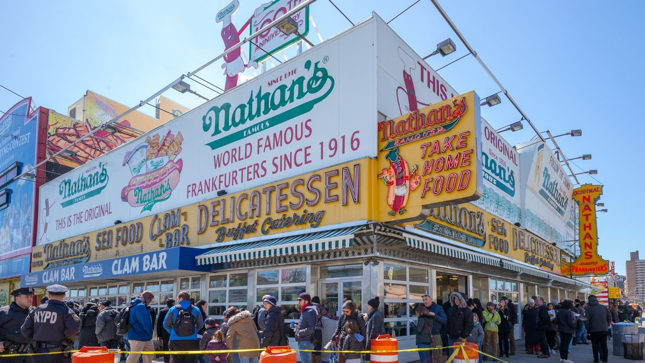 Employees only expansion bernie at nathans hillary at