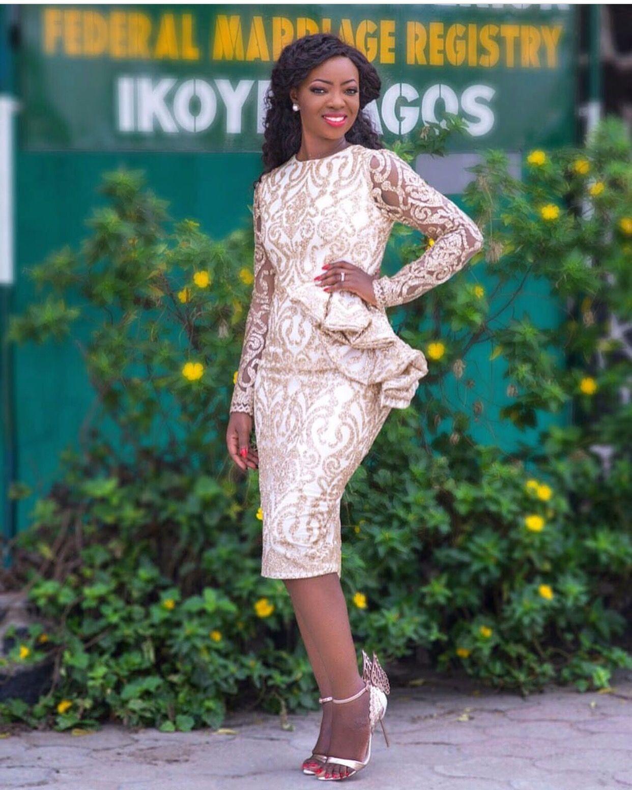 Nigerian Bridal Designer Kunbi Oyelese Of April By Kunbi Set To