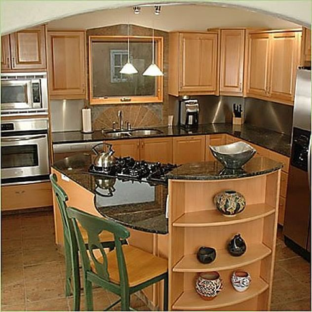 Kitchen Designs For Small Kitchens With Islands Kitchen Design