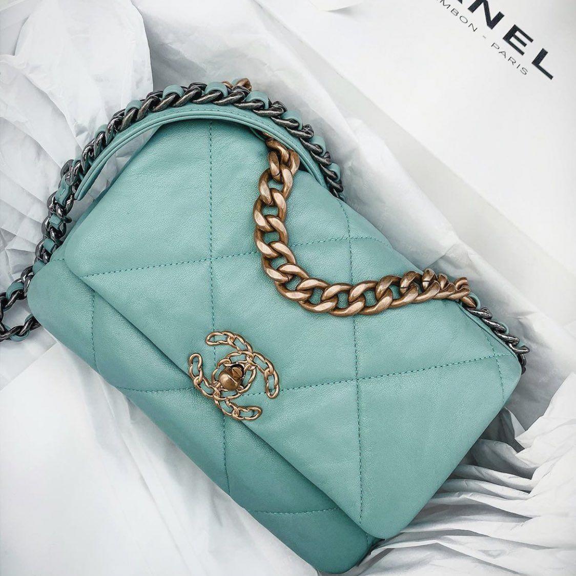 M On In 2020 Chanel Bag Women Handbags Bags