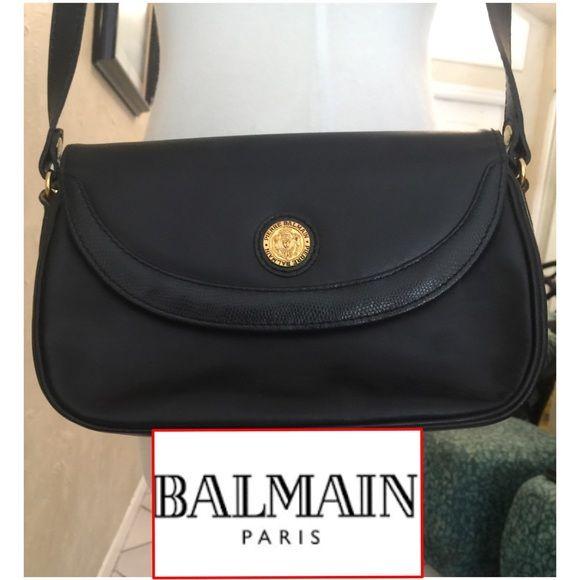 Pierre Balmain Shoulder Bag With