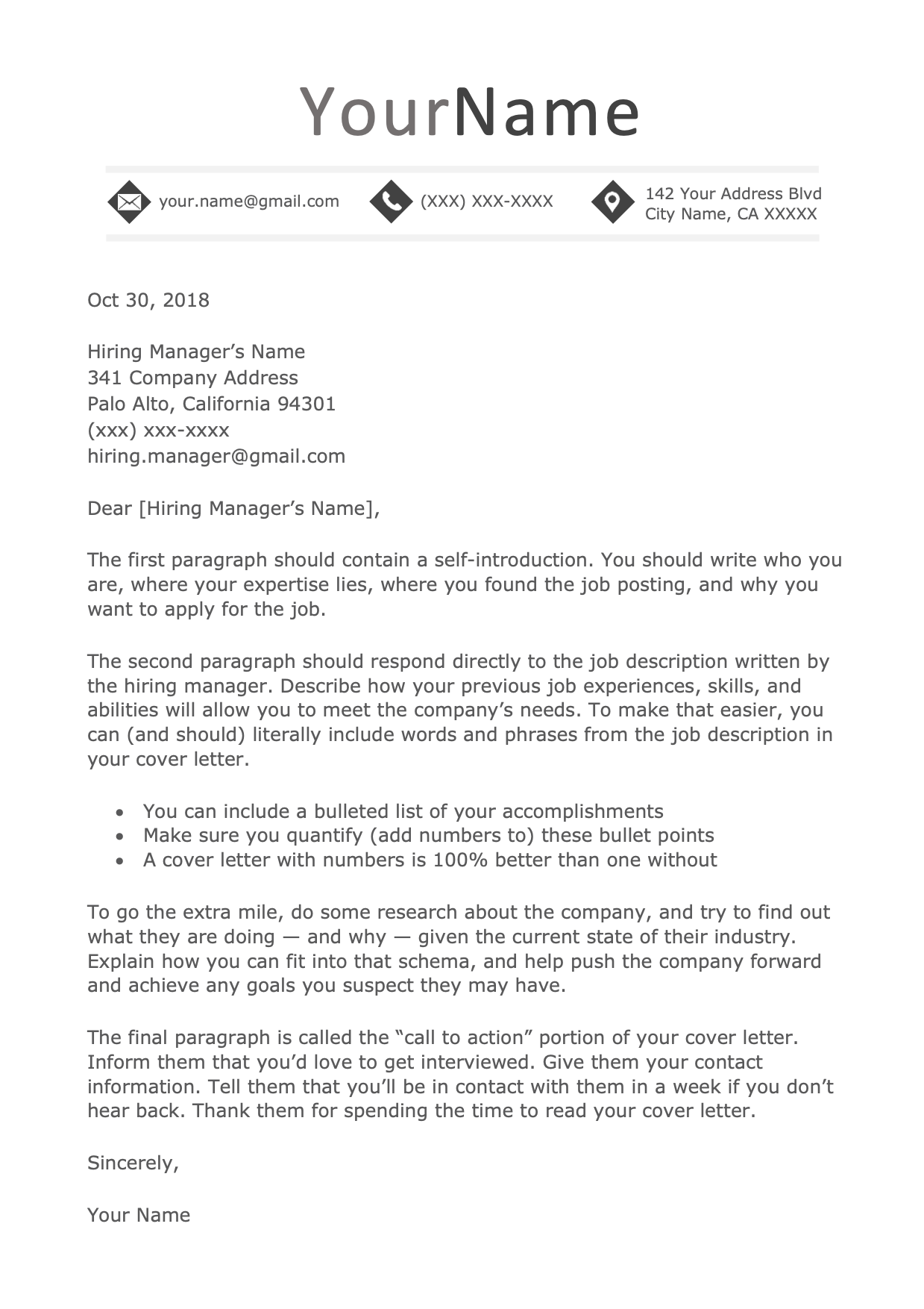 Penthouse Gray Cover Letter Rg Cover Letter Professional Cover Letter Cover Letter Template Free