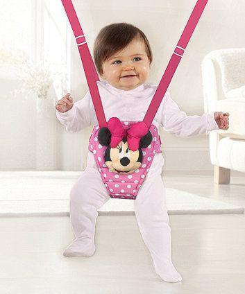 27d6a39d7210 Munchkin Disney Minnie Mouse Door Bouncer. The Munchkin Tigger door ...
