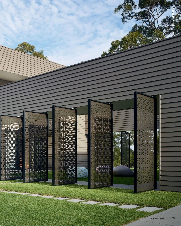 Pergola Designs New Zealand: Grand Designs New Zealand Issue 3 2 2017