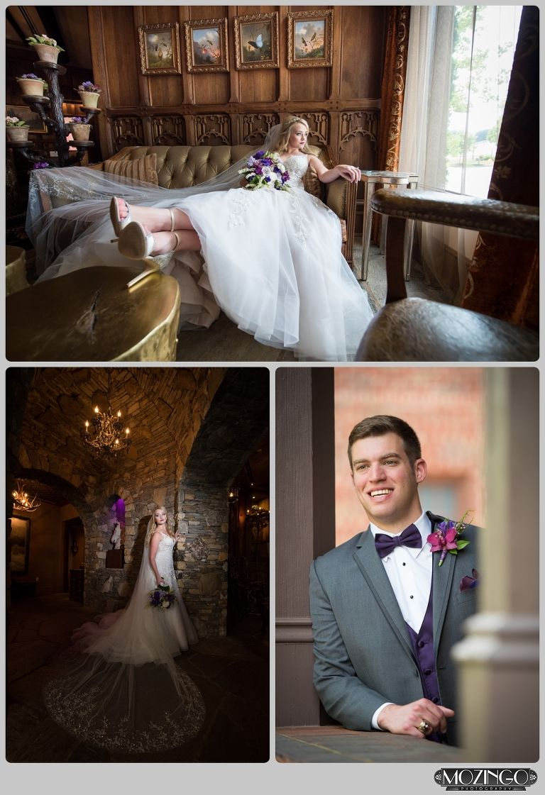 Bridals and the groom photography grand bohemian asheville