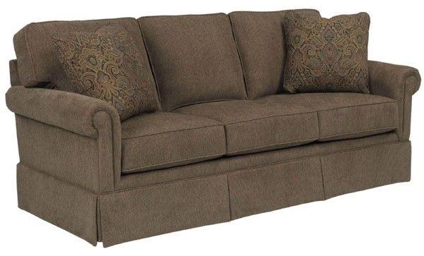 Broyhill Furniture Audrey Queen Goodnight Sleeper Sofa Bro 3762 7