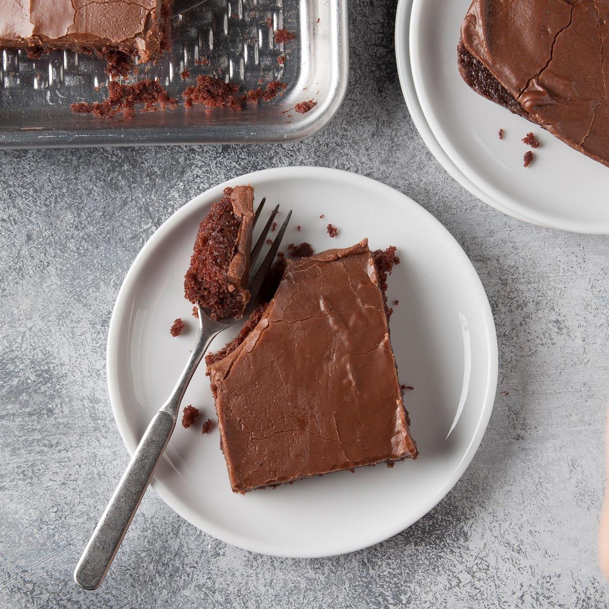 Texas Sheet Cake Recipe Cake Tasting Sheet Cake Recipes
