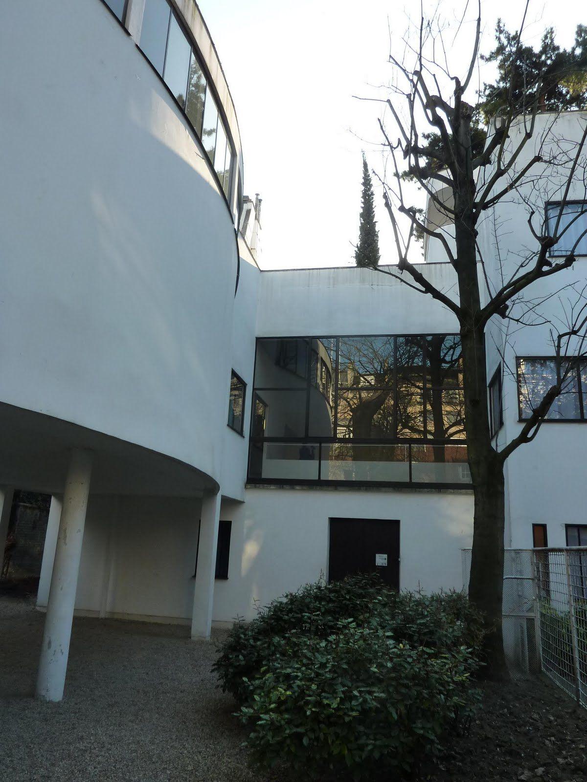 Maison La Roche Corbusier Paris arquitectura racionalista | le corbusier, architecture