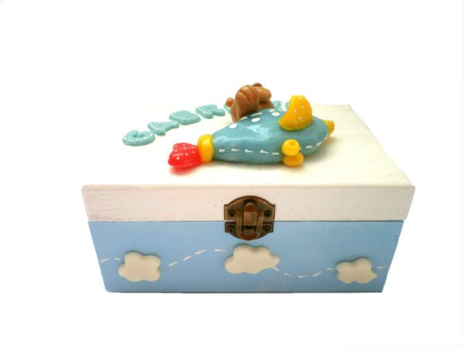 Personalized Baby's Treasury Keepsake Gift Box Baby Memory Box Amazing Decorative Keepsake Memory Boxes