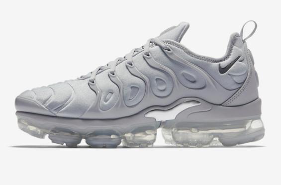 Release Date: Nike Air VaporMax Plus Cool Grey | Nike