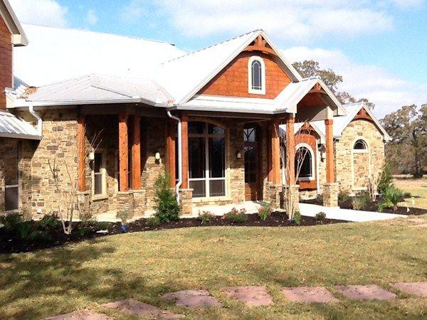 Thompson Custom Homes Inc Home Builder Bryan
