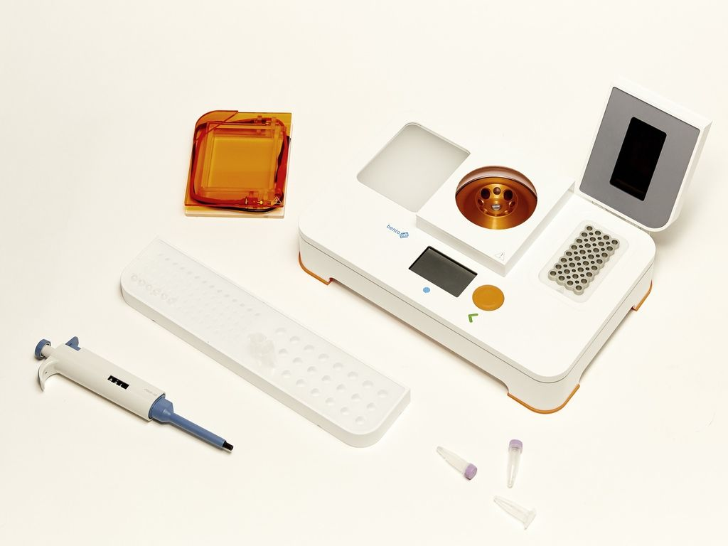 Bento Lab A Dna Laboratory For Everybody Project Video