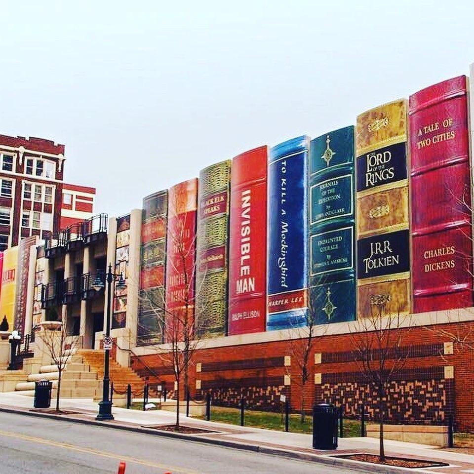 Livraria Kansas projeto bizarro