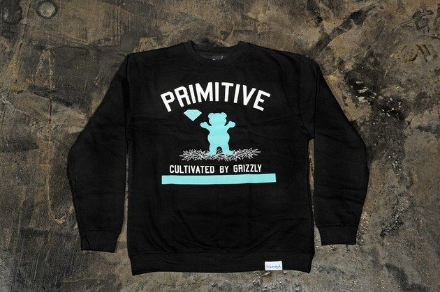 Primitive x Grizzly x Diamond Supply Co-capsule collection  HerschelSupply   Holiday  HerschelSupply f642441485b5