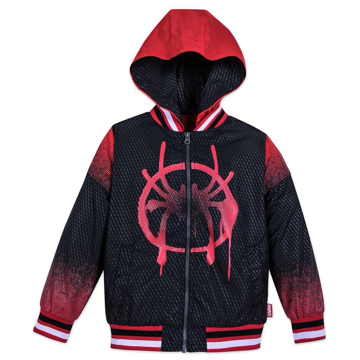 4068cec0 Product Image of Spider-Man: Into the Spider-Verse Hooded Jacket for Boys #  1