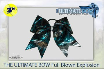 THE ULTIMATE BOW - Full Blown Explosion