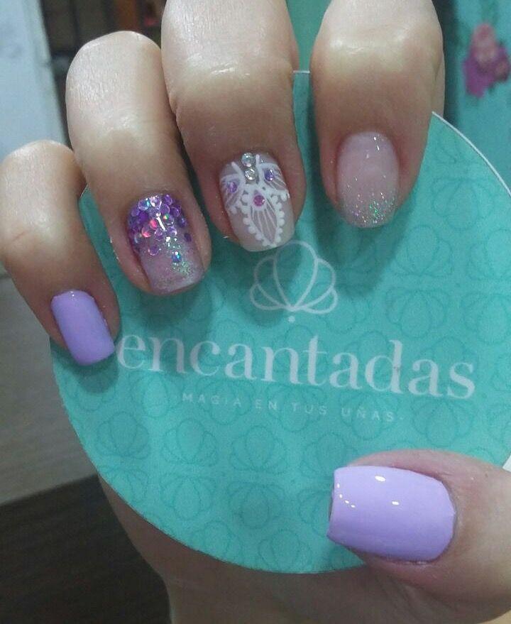 Pin de Sara Gomez en Nails | Pinterest | Diseños de uñas, Peinados y ...