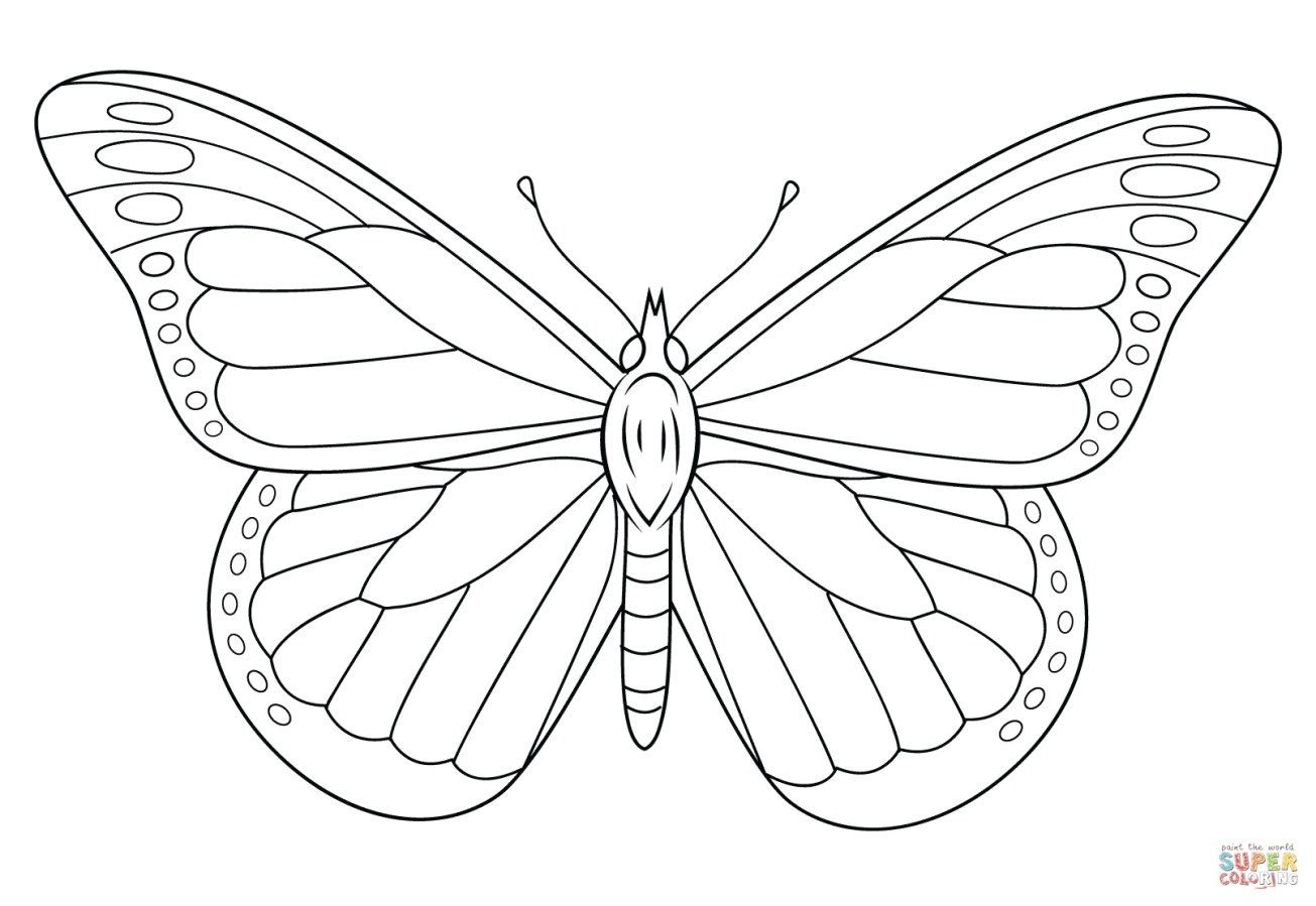 Brilliant Image Of Monarch Butterfly Coloring Page Davemelillo Com Butterfly Coloring Page Coloring Pages Inspirational Valentines Day Coloring Page