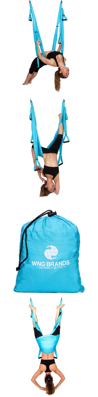 Yoga props aerial yoga swing ultra strong antigravity yoga