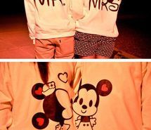 Inspiring picture relationship, cute, love, mickey mouse. Resolution: 497x639 px. Find the picture to your taste!