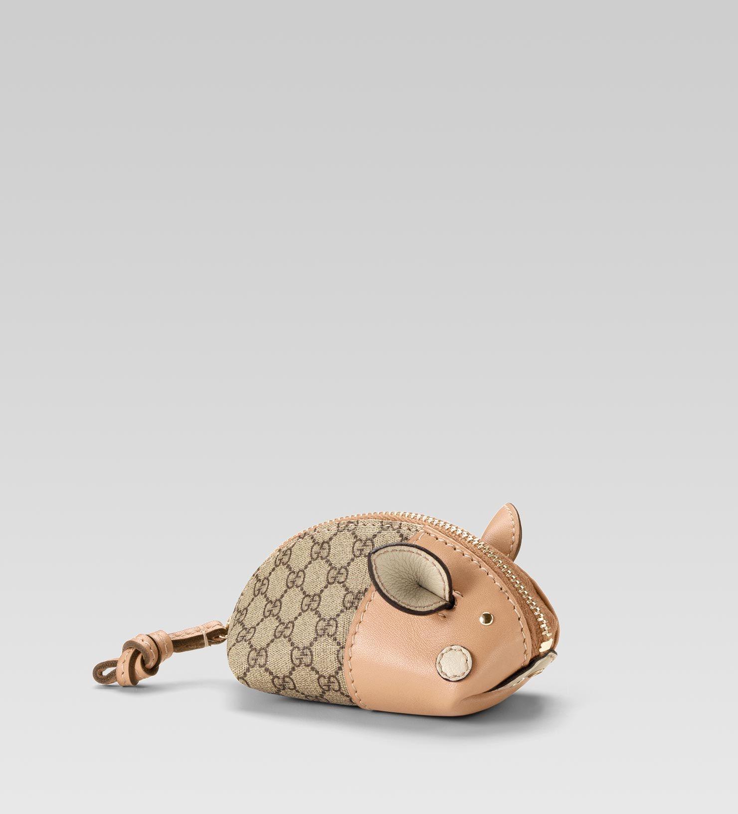 d38ffdffb28 gucci zoo small pig coin purse