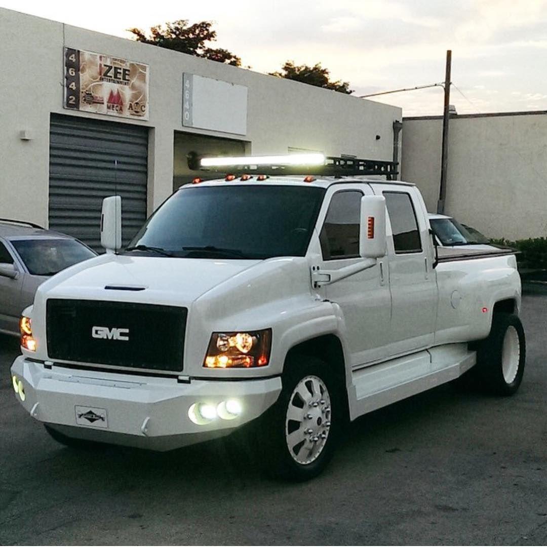 Gmc Topkick For Sale 4x4: C4500/C5500 Trucks!