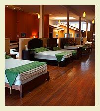 Make Across The Bed Banners Fancy Like Triangle Cut Natural Mattress San Francisco Location