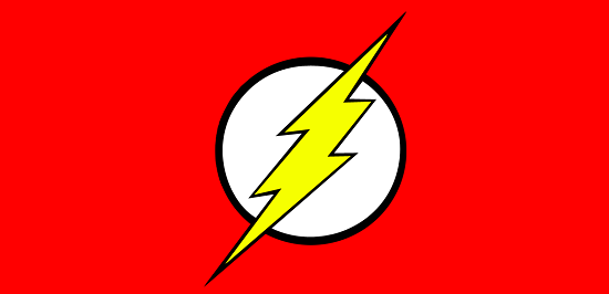 Flash Symbol The 12 Best Superhero Logos Flash Birthday In 2019