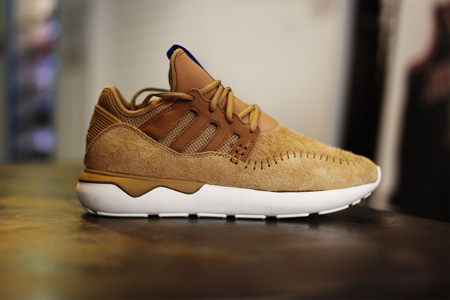 Adidas Tubular Moc Runner Timbers   For HIM    Pinterest   Adidas  Footwear and Trainers