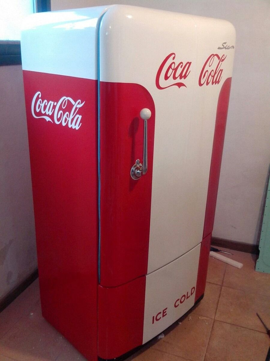 stickers frigo coca cola sticker shine like a diamond with stickers frigo coca cola good like. Black Bedroom Furniture Sets. Home Design Ideas