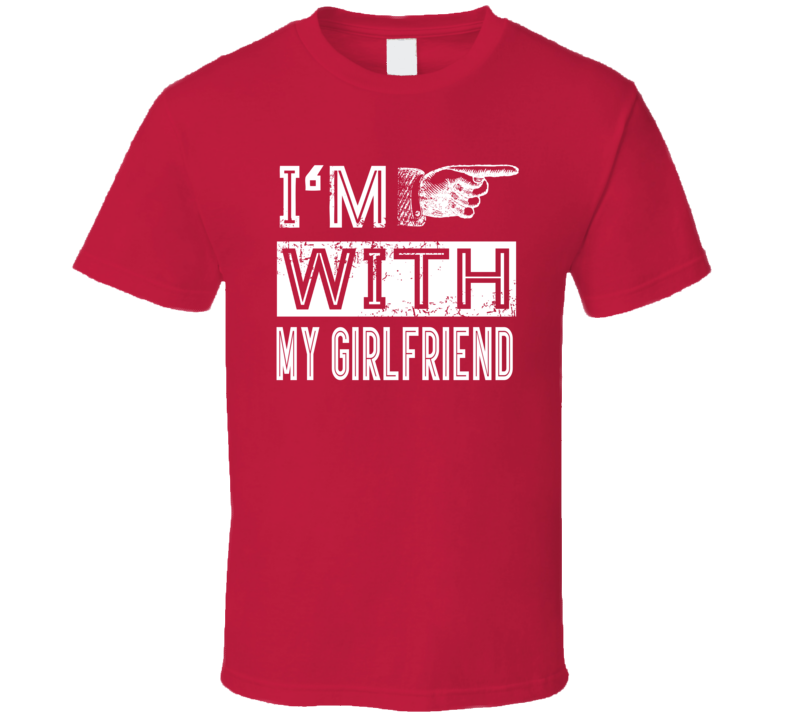 Netflix My T SeriesCool Girlfriend ShirtVarious I With Am fyvIY7bg6