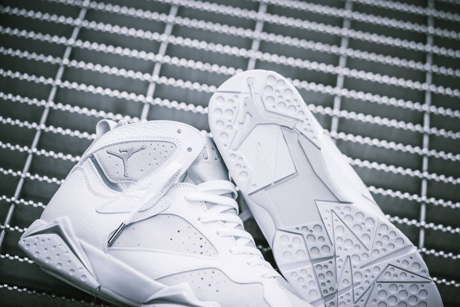 air jordan retro 7 blanche