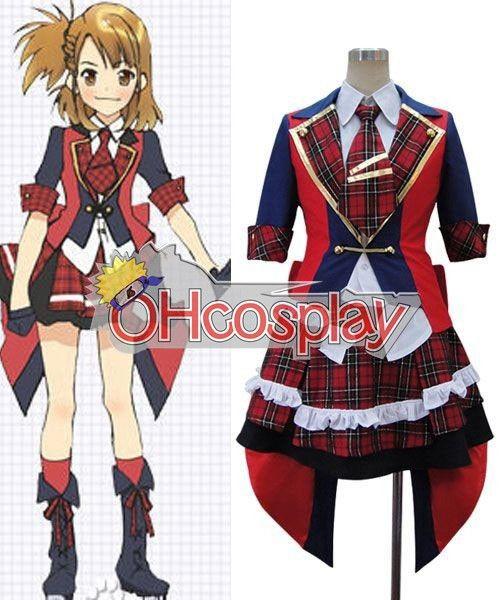 Akb0048 Takahashi Minami Cosplay Costume Cos Cloth Halloween Custom-made
