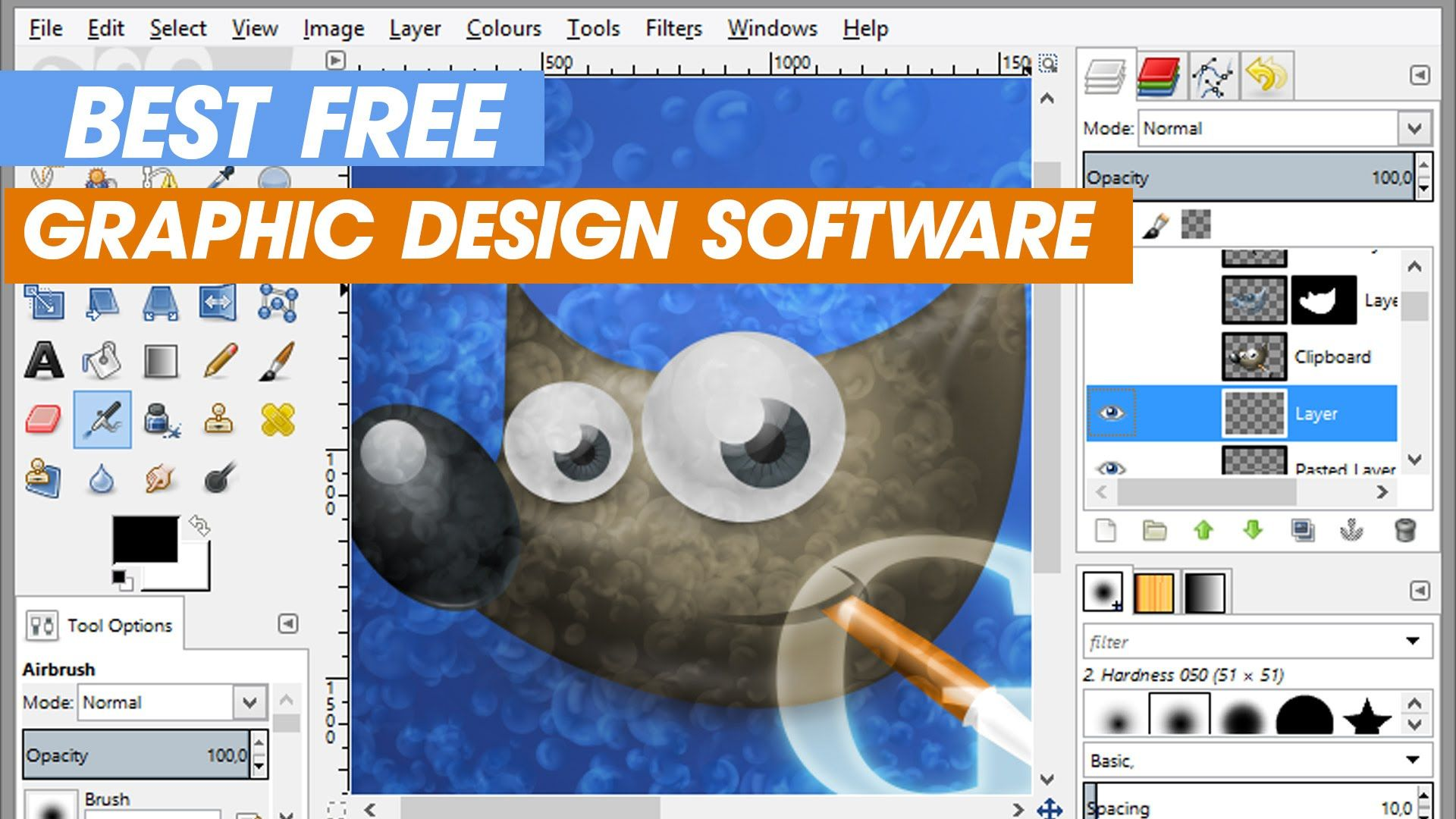 Best Free Graphic Design Software Downloads Youtube Home