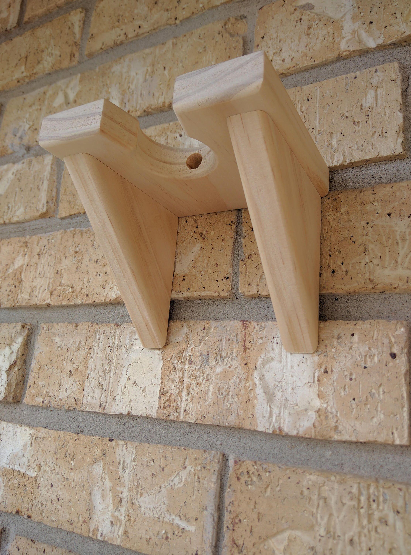 f2b9372ec7a Baseball bat wall hanger solid pine wood unfinished hanging hook display  storage jpg 2227x3000 Unfinished wooden