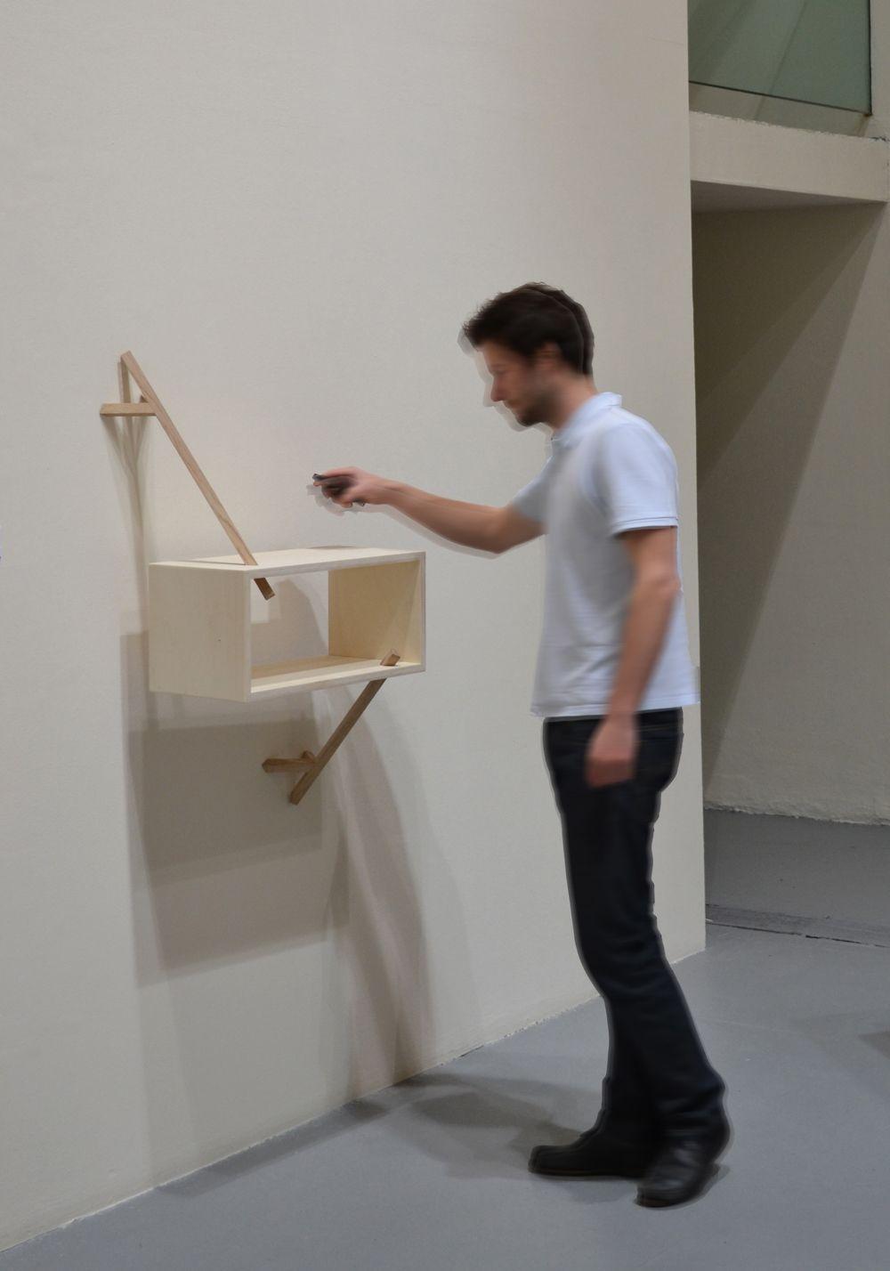 Etagère Parker by Paul Menand - artnau | artnau