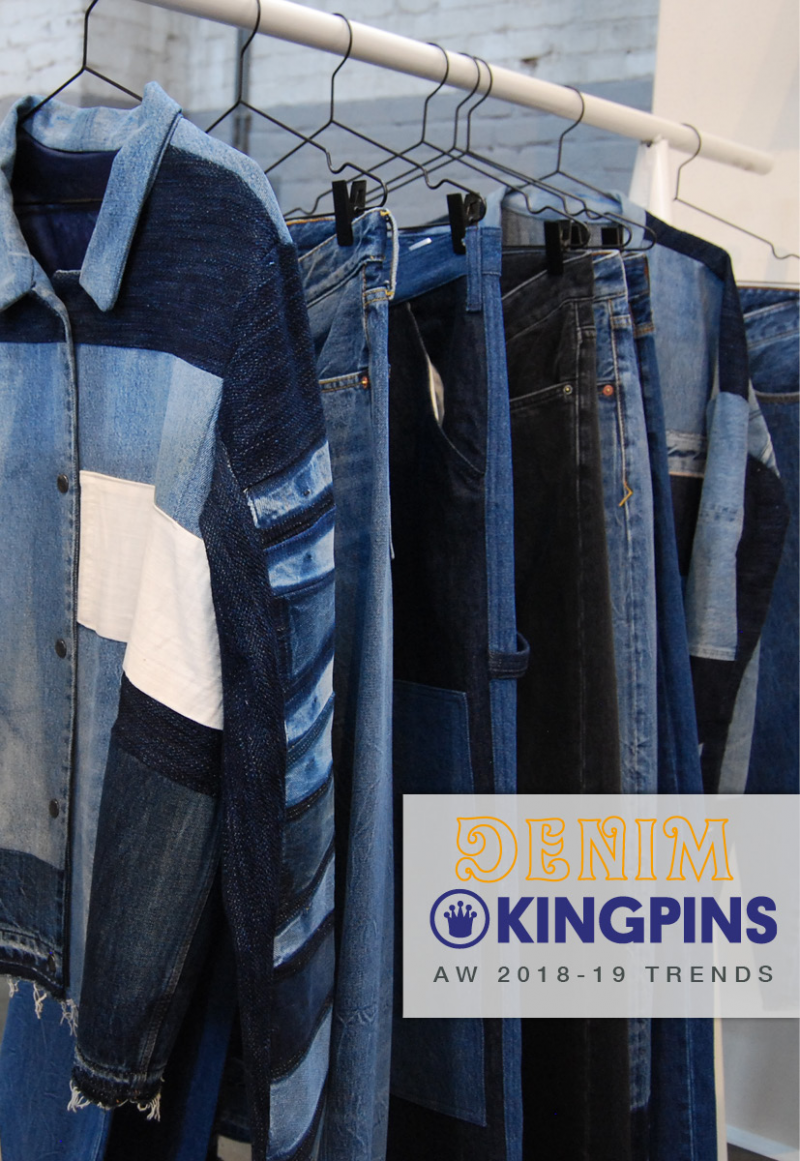 Kingpins Denim trends report for Autumn Winter 2018-19 ...