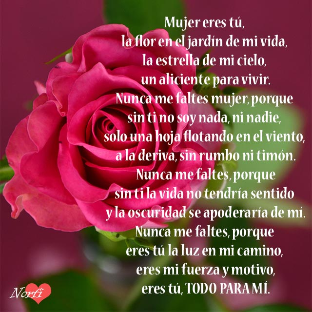 Gracias Mujer Poemas Para Dedicar A Una Dama Imagenes Con Pensamientos Poemas Imajenes De Feliz Cumpleaños