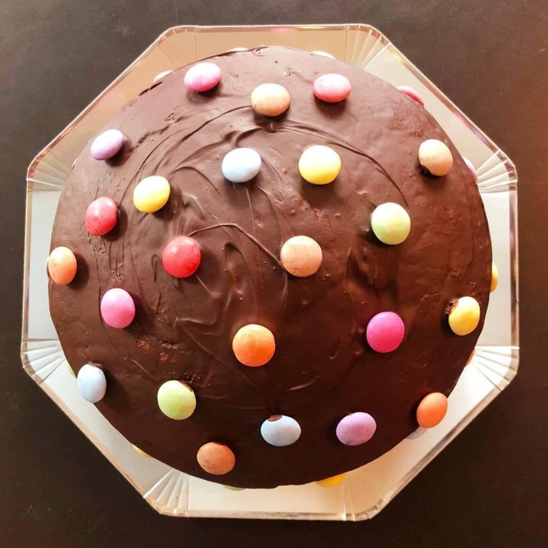 Photo of Piñata … Herzlichen Glückwunsch zum Geburtstag! 💙 #schokoladenkuchen #geb…