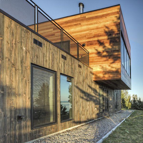 Wood wall!