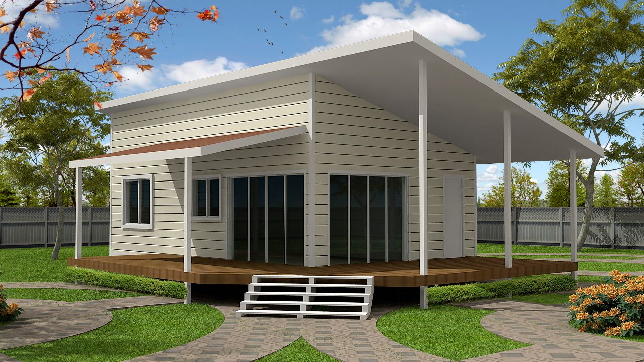 Make your granny flat plans a reality by getting the for Granny homes