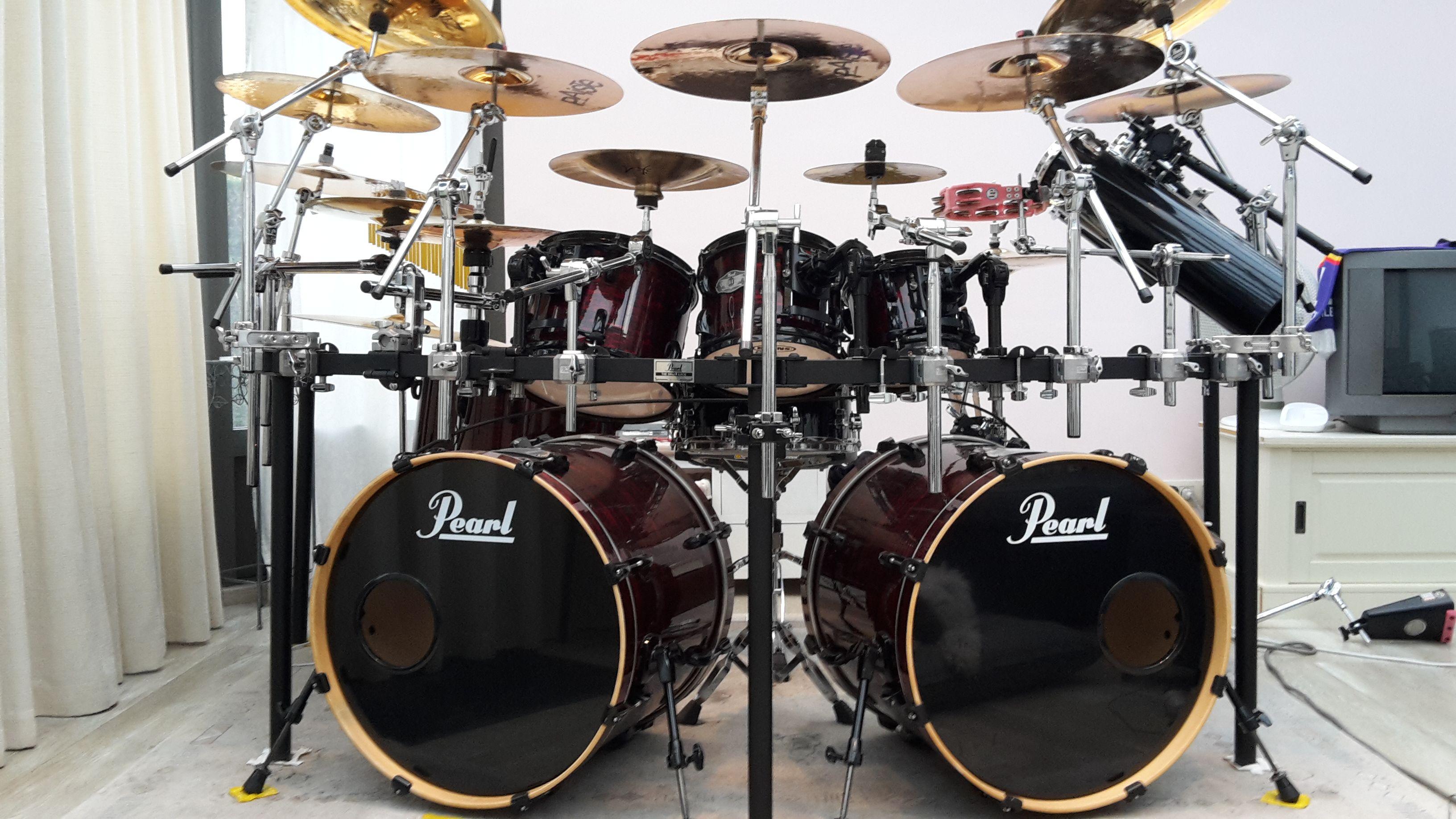my pearl vision vsx instruments drums pearl drums drum kits. Black Bedroom Furniture Sets. Home Design Ideas