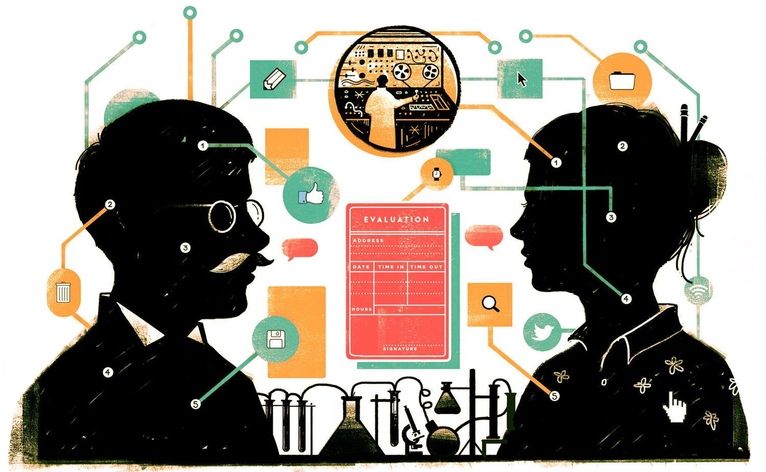 Datafloq How Data is Influencing the HR Workforce