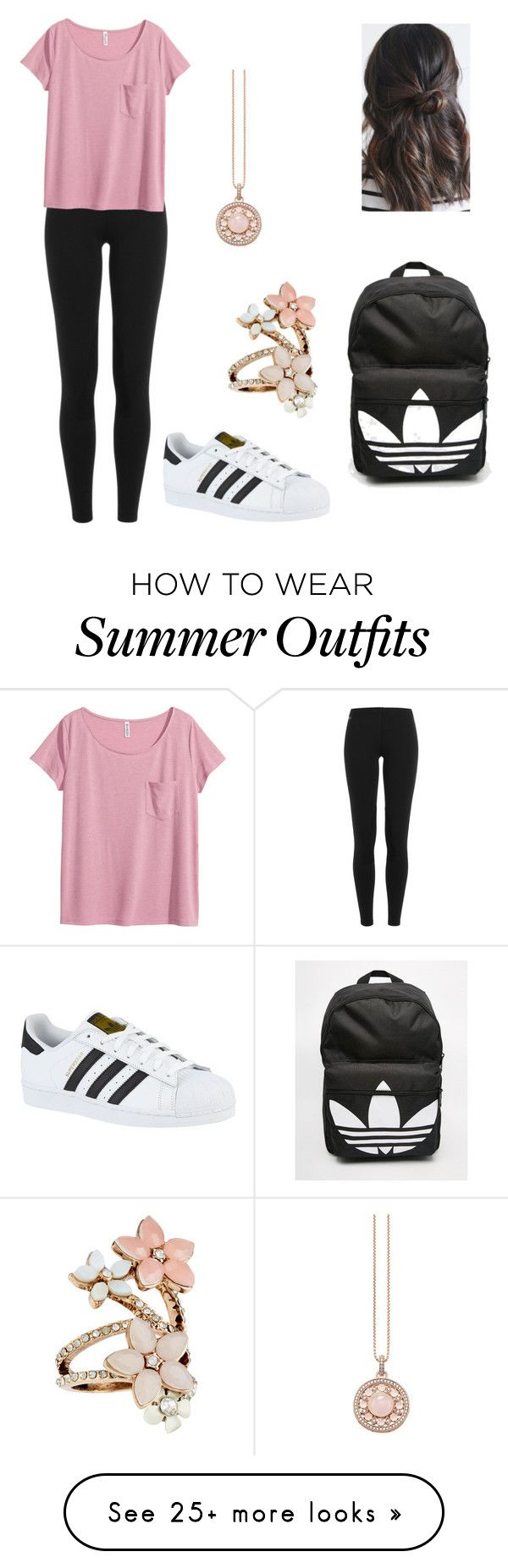 """Back To School Outfit"" By Alayna1205 On Polyvore"