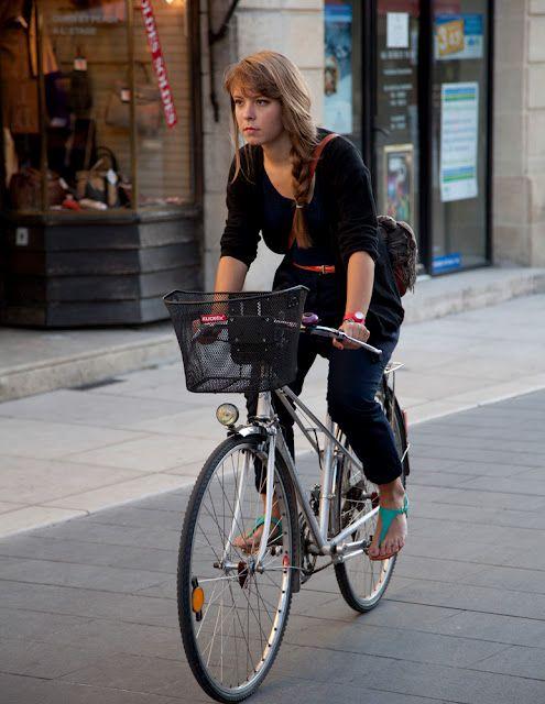Bikesandbabes Via Bike Fancy Bordeaux France Bordeaux