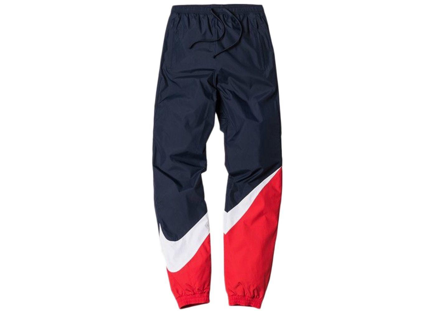 Kith x Nike Big Swoosh Pants Navy