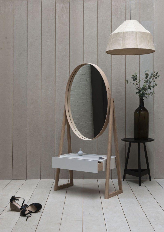 Iona Cheval Mirror by Pinch - so pretty