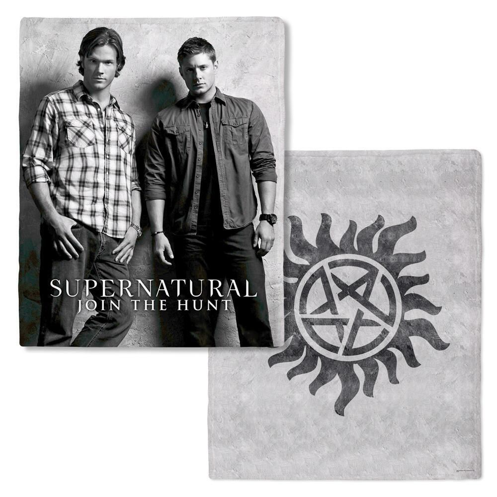 Supernatural Dean and Sam Winchester with AntiPossession