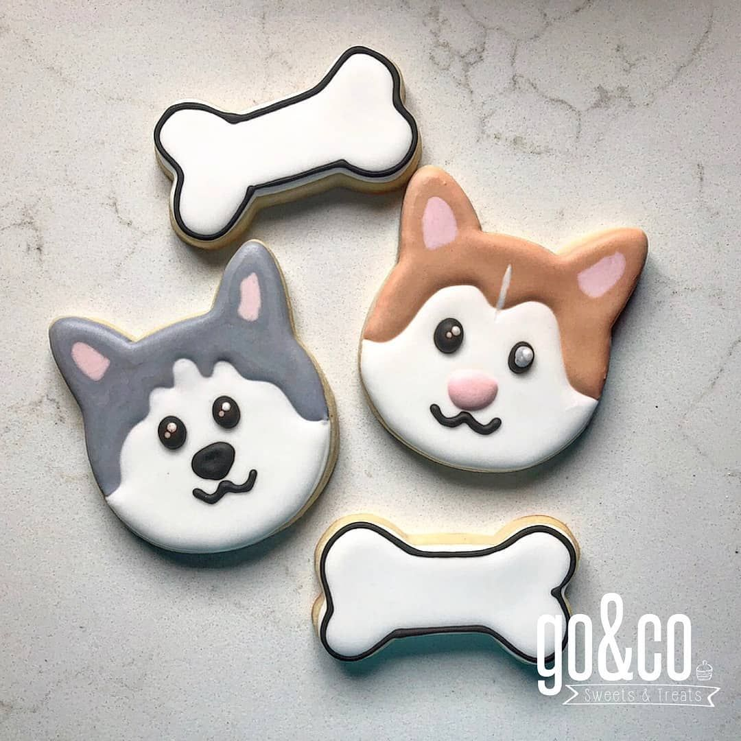 Husky Cookie Cutter Stefanie Goandcosweets Used Our Husky Cutter