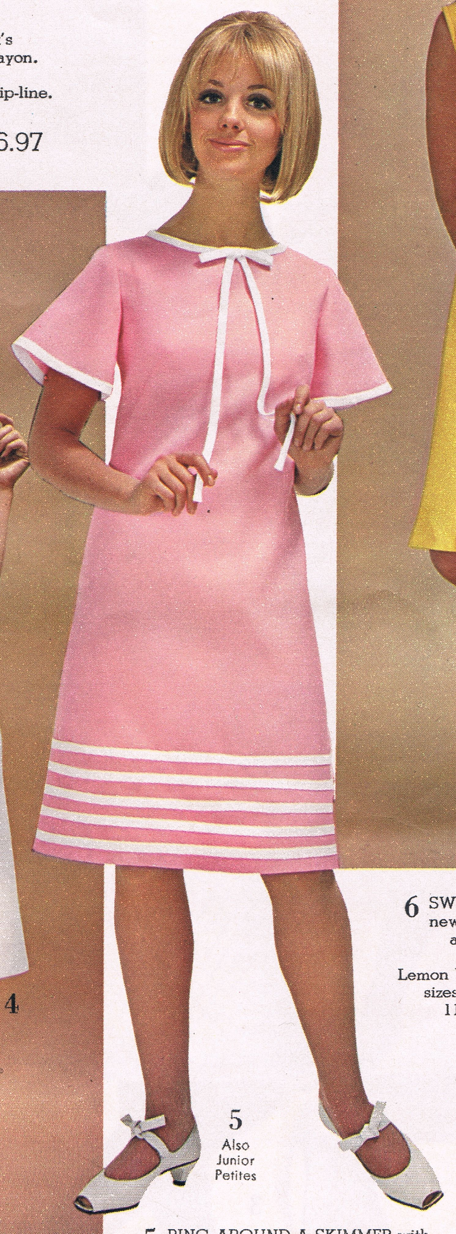 Spiegel catalog 1966. | 60s 70s fashions featuring Cay Sanderson ...